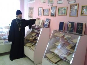 На выставке в Карагайском краеведческом музее